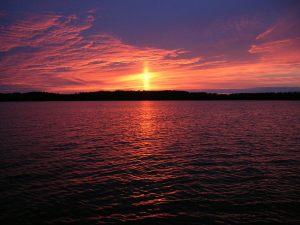 esnagami-lake-sunset-1